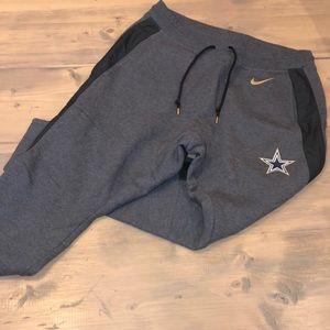 NWOT Nike NFL TEAM men's joggers